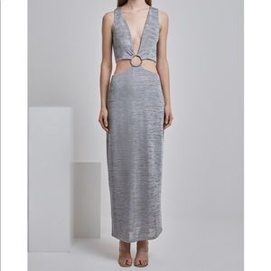 Finder's keepers maxi dress